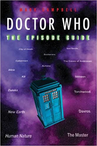 Doctor who episode guides the master (modern) by.