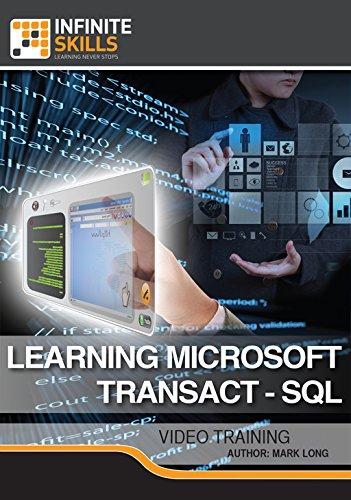 Learning Microsoft Transact - SQL [Online Code]