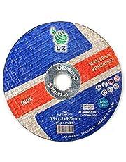 "Disco de Corte Metal 75mm x 1mm x 9.5mm(3"") - pack de 25, para Herramienta del Aire"