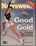Newsweek Magazine Winter 1994 (Nancy Kerrigan cover - Winter Olympics special issue) (Volume CXXIII, No. 27)