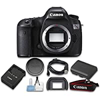 Canon EOS 5DS R Digital SLR Camera (Body Only) - International Version