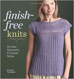 Book Finish Free Knits