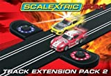 Scalextric Start Track Extension Pack 2 (Lap Counter) by Scalextric