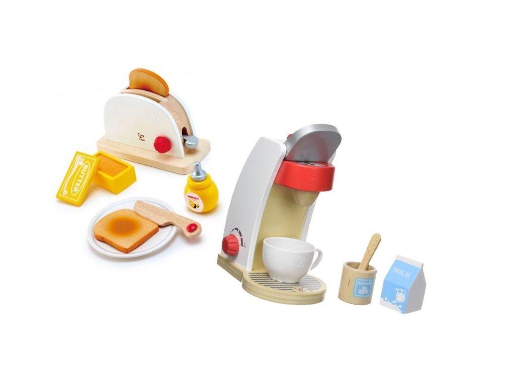 Hape Kaffeemaschine - MaMeMi Hape Frühstücksset Bunt