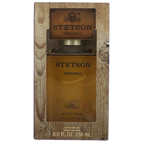 STETSON by Coty After Shave 8 oz -100% Authentic