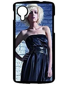 7018481ZI185990710NEXUS5 Hot New Premium Case Cover For Scarlett Johansson LG Google Nexus 5 Cora mattern's Shop