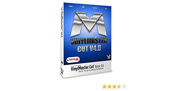 vinylmaster corte V4.0 Basic Sign Software para señal de vinilo ...