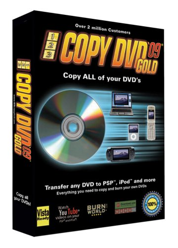 123 Copy DVD Gold 09 product image
