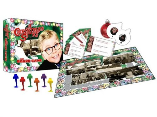 Amazon.com: Christmas Story Board Game: Toys & Games
