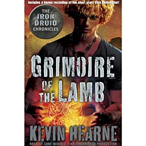 Grimoire of the Lamb Audiobook