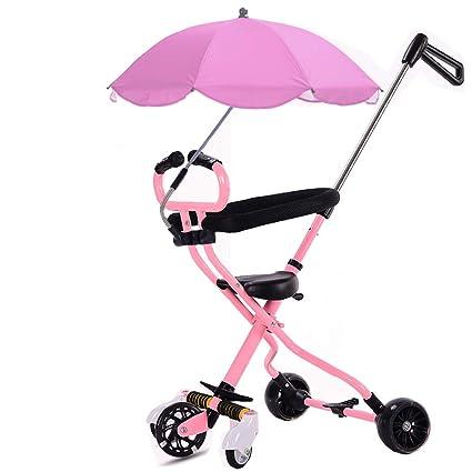 Con muñecas, carros, luz plegable, triciclo para niños, bebé de ...
