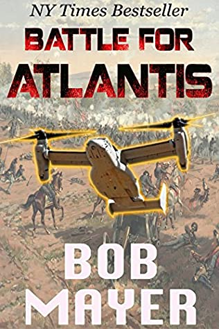 book cover of Battle for Atlantis