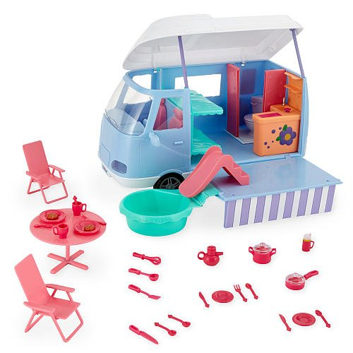 Toys 'R' Us You & Me Family Camper