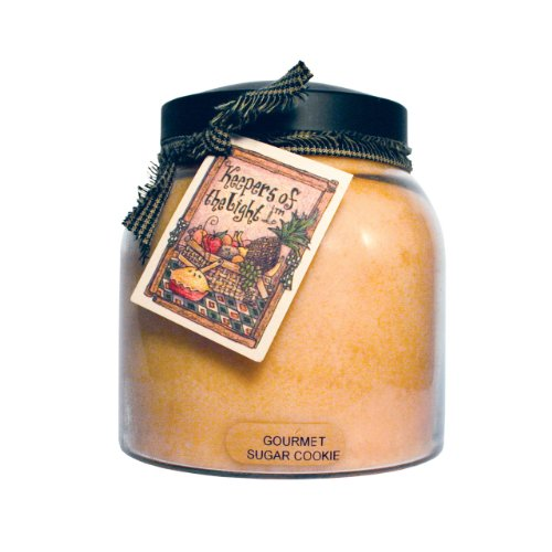 A Cheerful Giver A Gourmet Sugar Cookie 34 oz. Papa Jar Candle, 34oz