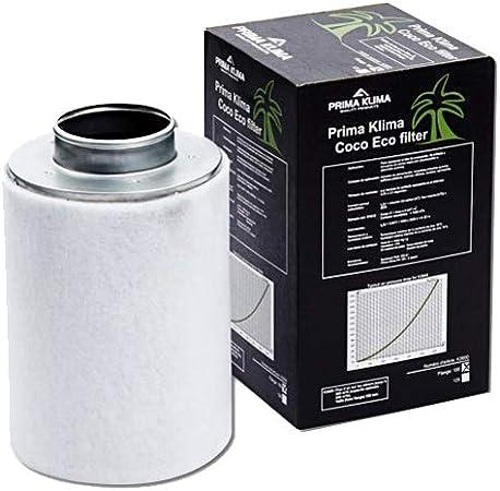 Aktivkohlefilter 280 cbm//h ø100mm