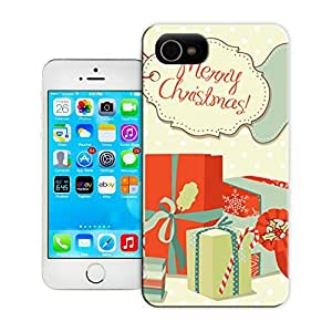 LarryToliver You deserve to have Exquisite Christmas gift pattern For Iphone 6 cases with 4.7 inch