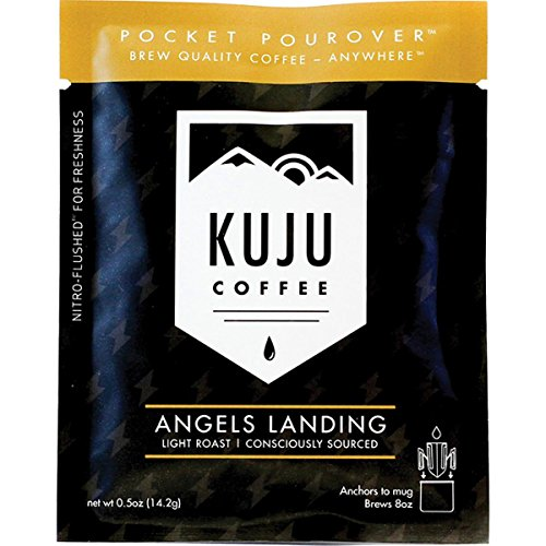 Kuju Coffee Light Coffee Pocket - L101