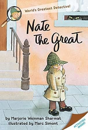 Amazon.com: Nate the Great eBook: Marjorie Weinman Sharmat, Marc ...