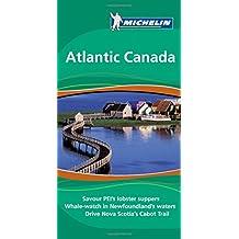 Michelin Atlantic Canada Green Guide
