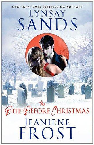 The Bite Before Christmas (Argeneau Vampire) cover