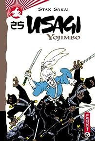 Usagi Yojimbo, tome 25 par Stan Sakai