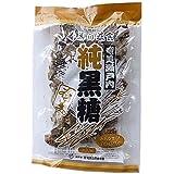 奄美自然食本舗 奄美瀬戸内純黒糖  300g
