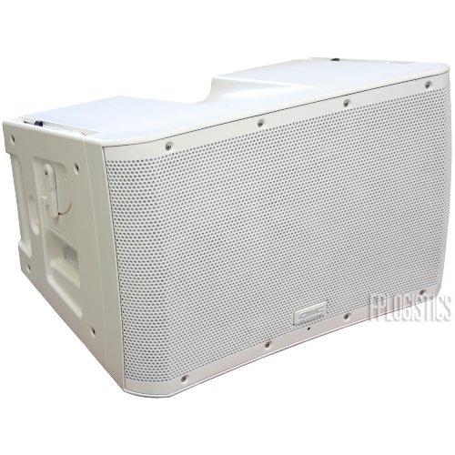 QSC KLA12 12'' 500-Watt 2-Way Powered Active Line Array Loudspeaker, White by QSC