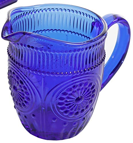 The Pioneer Woman Adeline - Cobalt Mini Pitcher/Creamer 11.1 oz