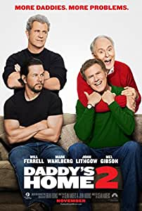 Daddy's Home 2 POSTER 27x40 Original D/S Movie Poster