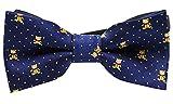 BaiX Boys' Cute Adjustable Pre-Tied Bowtie Kids Party Wedding Bow Tie BT-28