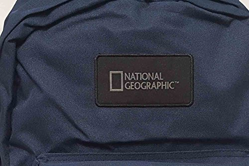 National Geographic , Herren Schultertasche blau blau