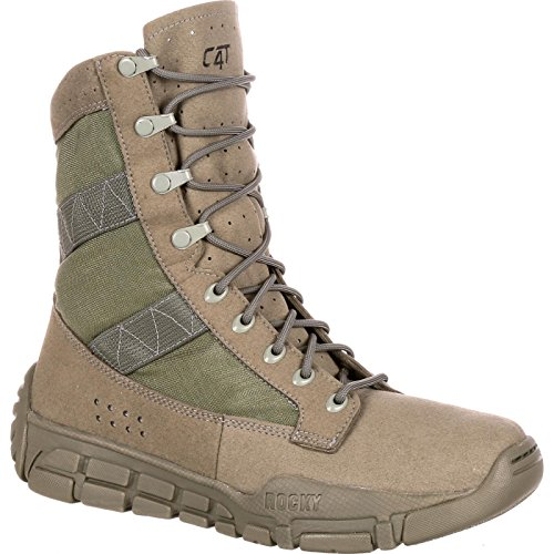 ROCKY Men's FQ0001073 Military and Tactical Boot, sage Green, 10.5 M US