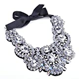 Costume Jewelry Bling Choker Women Fashion Prom Necklace - Best Reviews Guide