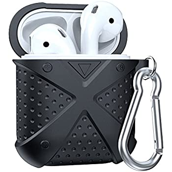 Amazon.com: AirPod Skins & Silicone Charging Case Cover