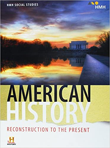 American History: Reconstruction to the Present: Student