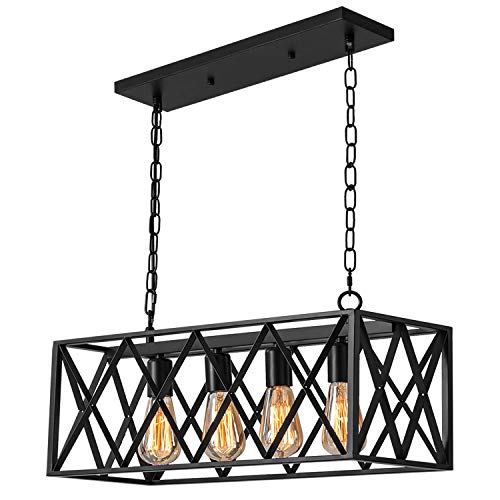 Industrial Kitchen Island Pendant