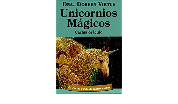 Unicornios Magicos: Cartas Oraculo (Spanish Edition): Doreen ...
