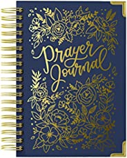 Prayer Journal for Women: A Christian Journal with Bible Verses to Celebrate God's Gifts with Gratitude, P