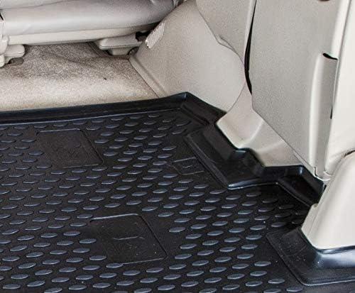 R5 AUTOMOTIVE 2015-2020 Hyundai Tucson Floor Mats 2 Row Liner Set 3D Custom Fit for 2016 2017 2018 2019 Black