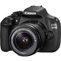Canon EOS 1200D Appareils Photo Numériques 18.7 Mpix
