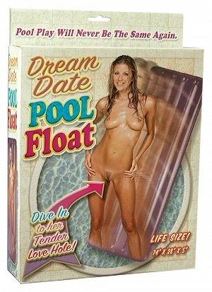 Dream date pool float sex