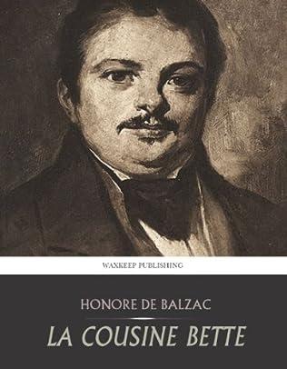 book cover of La Cousine Bette
