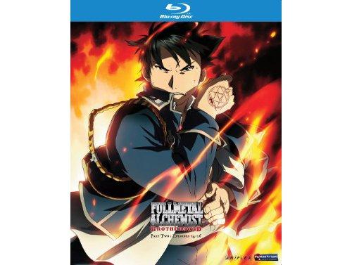NEW Fullmetal Alchemist-brotherhoo - Pt. 2 (Blu-ray)