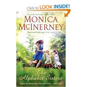 The Alphabet Sisters (MP3) Monica McInerney