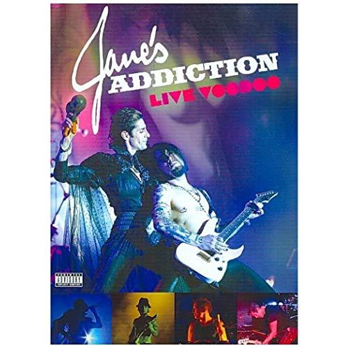 (Jane's Addiction- Live Voodoo DVD)