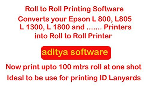 Roll to Roll Printing Software for Epson: Amazon in: Software