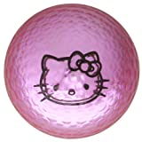 Hello Kitty Couture Pink Golf Balls – 12 Balls, Outdoor Stuffs