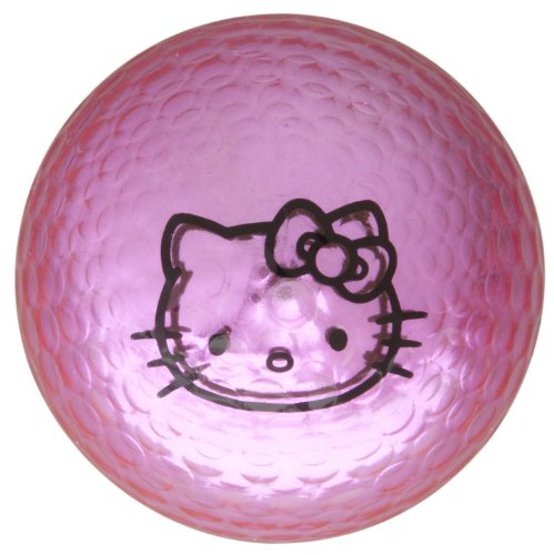 Hello Kitty Couture Pink Golf Balls - 12 Balls