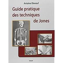 Guide pratique des techniques de Jones N.E.