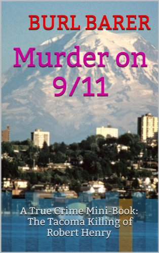 book cover of Murder on 9/11